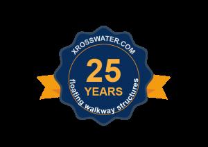 25 years xrosswater